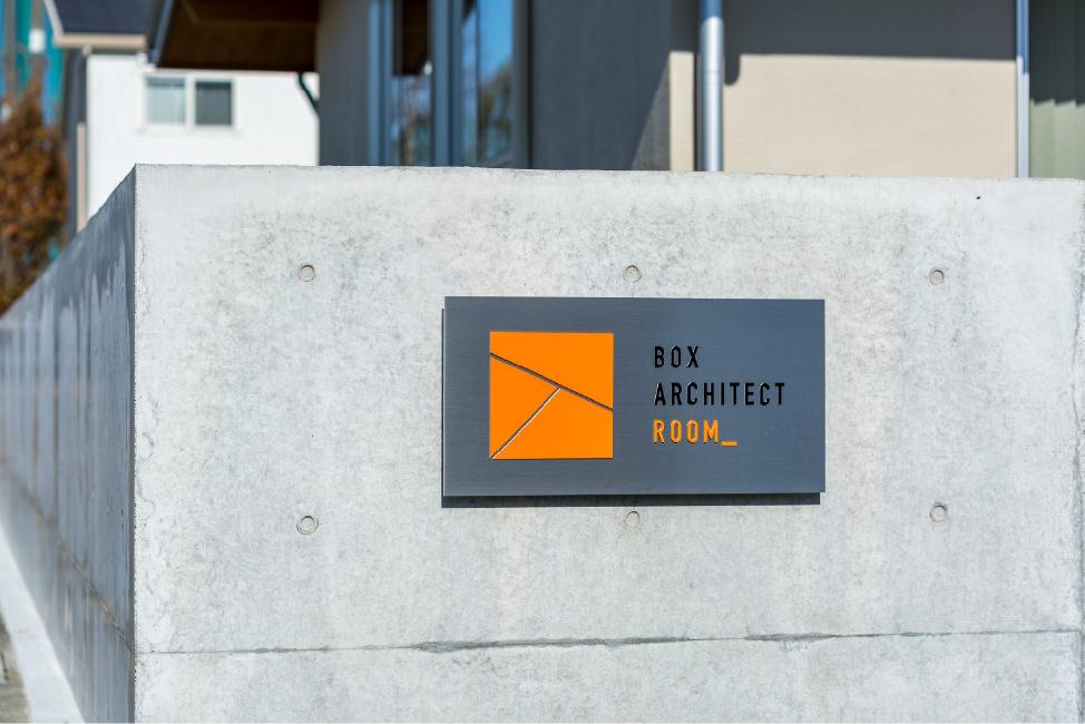 BOX建築設計室モデルルーム