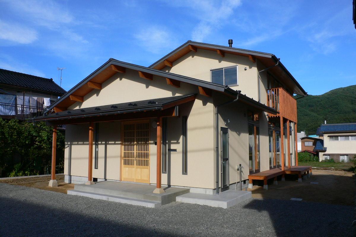 国産材の家