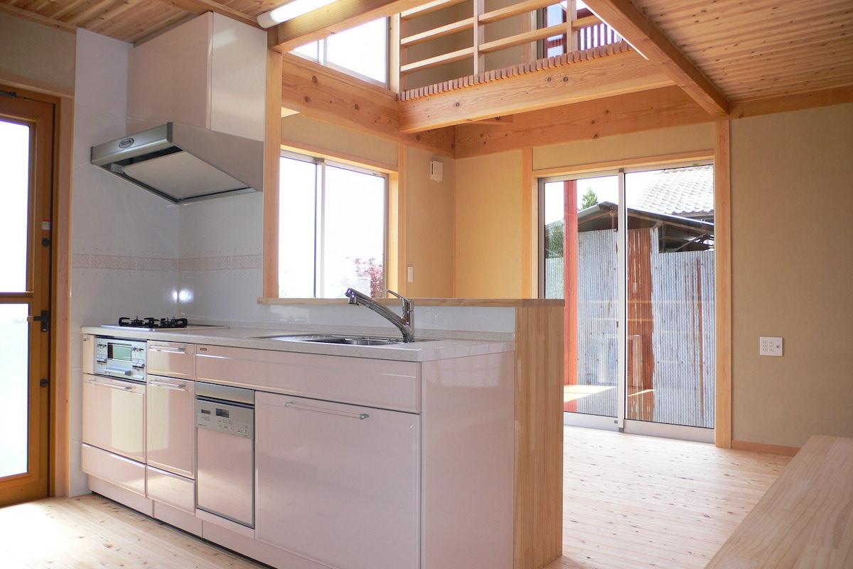 小さな家の、贅沢な暮らし